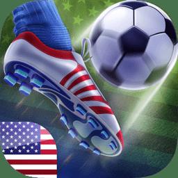 指尖足球美国多人版(Flick Shoot US)