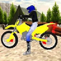 越野摩托车越野赛