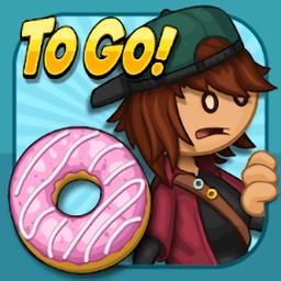 美妙甜甜圈无限金币最新版(Papas Donuteria To Go)
