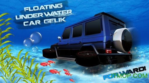 水下汽车模拟(Floating Underwater Car GELIK) v1.3 安卓版 1