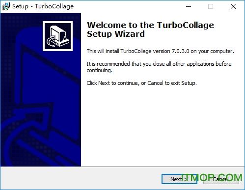 TurboCollage(照片拼�N制作工具) v7.0.3 官方版 0