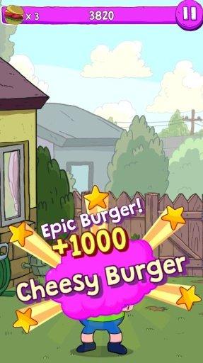 伦斯的超级汉堡(Blamburger) v1.0.5 安卓版 0