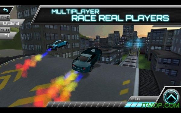 汽车飞跃比赛修改版 v1.1 安卓版 0