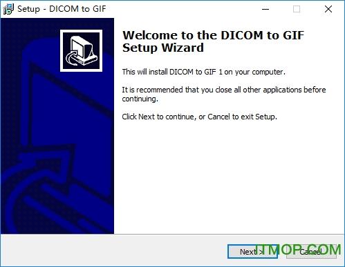 dicom to gif(dicom图像转gif动图) v1.10.5 龙8国际娱乐long8.cc 0