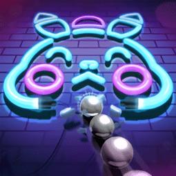 霓虹弹珠无限钻石版(Neon n Balls)
