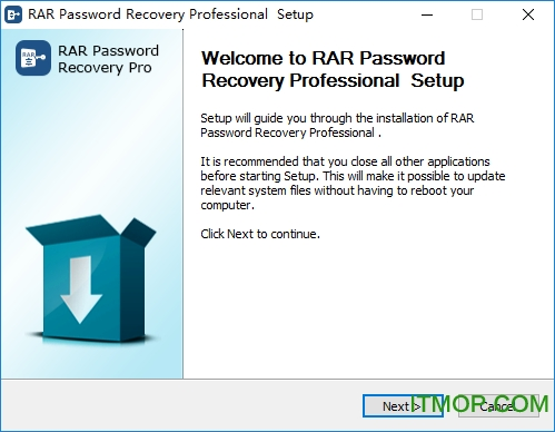 RAR Password Recovery Pro破解版下载