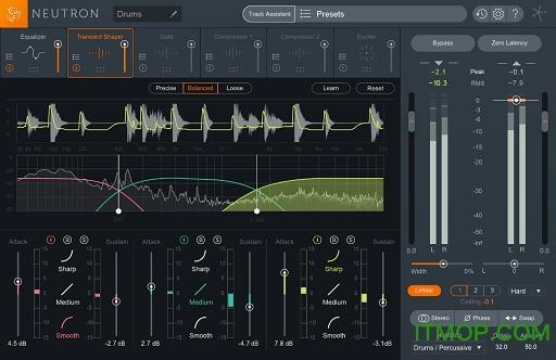 iZotope Neutron Advanced(智能混音插件) v3.0 免费版 0