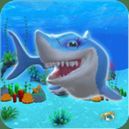 说话的鲨鱼中文版