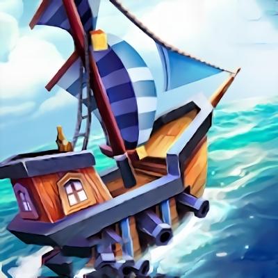 黑水海皇家船只(Blackwater Sea Ship Royale)