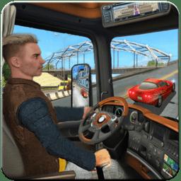 卡车高速狂飙汉化版