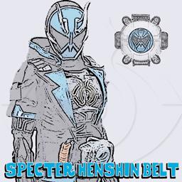 假面骑士specter腰带(Specter Belt)