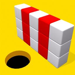 3D颜色黑洞