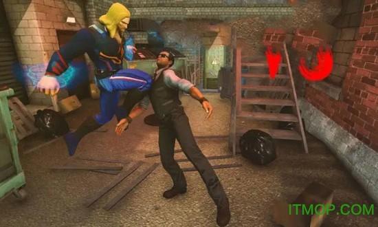 超级英雄锤神游戏下载