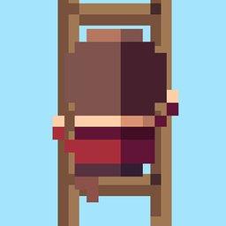梯子登山者(Ladder Climer)
