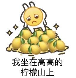 柠檬精我酸了表情包