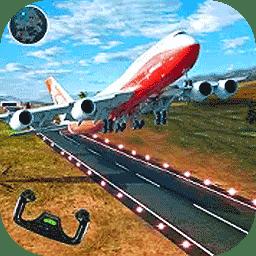 3D飞机模拟驾驶器