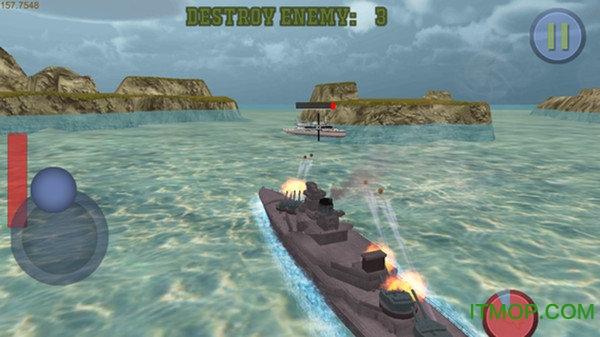 海战船 v1.00 安卓版 0