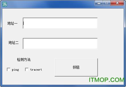 ping网络检测器