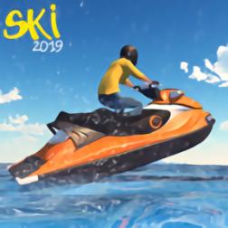 喷气滑雪比赛2019(Jet Ski Racing 2019)
