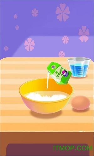 儿童做蛋糕游戏软件 v1.0 安卓版 0