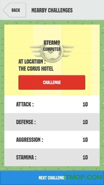 疯狂街头足球 v1.0 安卓版 2