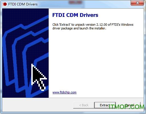 FTDI CDM Drivers v2.12.0 官方WHQL版 0