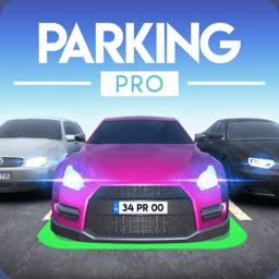 专业停车场(Parking Pro)停车和驾驶游戏