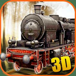 蒸汽火车驾驶模拟器3D(Steam Train Drive Simulator 3D)