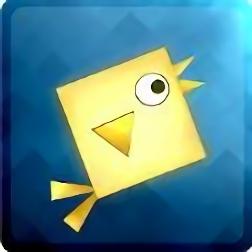几何方块鸟(Squarebird)