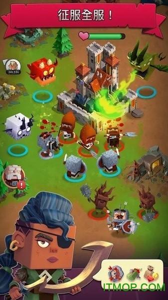 地狱王国游戏(Heckfire) v1.60 安卓最新版 1
