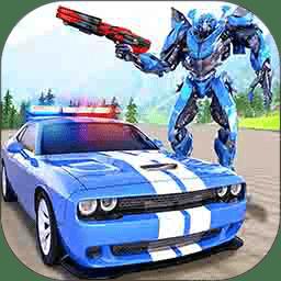超级金刚机甲变形(模拟城市射击)