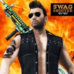 掠夺射手内购破解版(Swag Shooter)