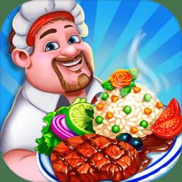 烹饪故?#36335;?#29378;厨房内购破解版(cooking story crazy kitchen)