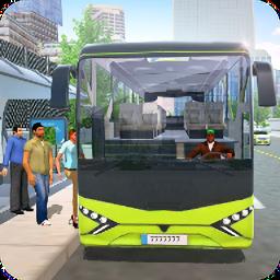 真实长途客车驾驶模拟器(Coach Bus Offroad Driver)