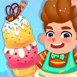 冰淇淋小店经营(Ice Cream Rush)