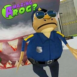 神奇的青蛙人(Frog Simulator)