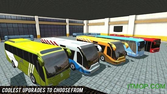 不可能的驾驶路线(Impossible Bus Simulator) v1.3 安卓版 3