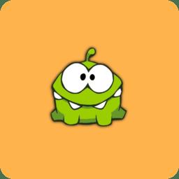 绿眼logo设计