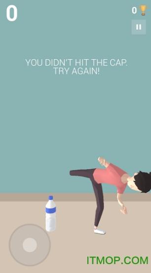 抖音瓶盖翻转挑战(Bottle Cap Game) v1.0 安卓版 2
