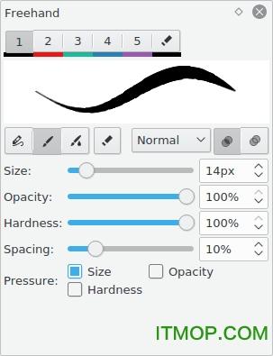 Drawpile(协同绘图绘画软件) V2.1.11 64bit 官方安装版 0