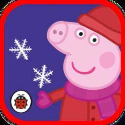 小猪佩奇圣诞愿望