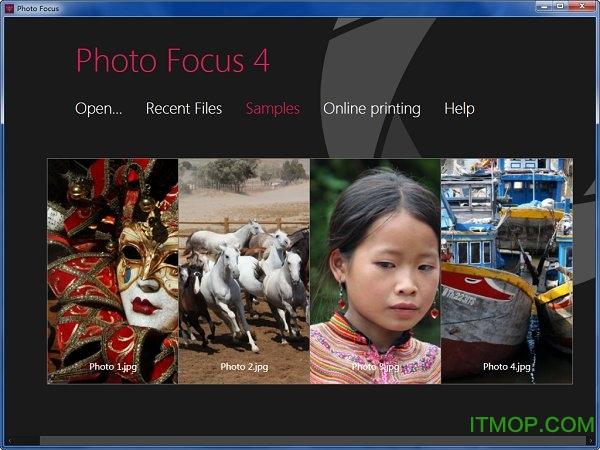 照片焦点InPixio Photo Focus