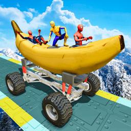 香蕉��超�蜘蛛�b