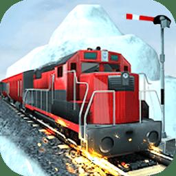 3D铁路模拟驾驶中文版