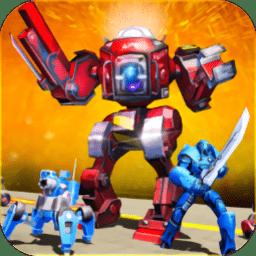 未来机器人战斗模拟器