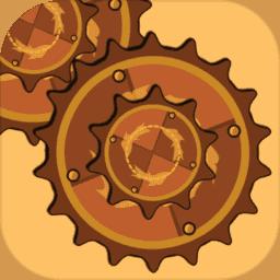 蒸汽朋克机器厂完整版(steampunk idle spinner)