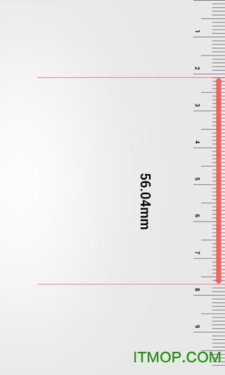 手机长度测量尺 v1.8 安卓版0