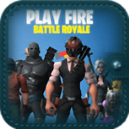 玩火皇家破解无限子弹版(Play Fire Battle Royale)