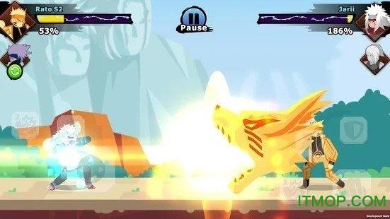 忍者终极传奇角色解锁版 v1.1.7 安卓内购破解版 3