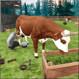 农场动物模拟器无限金币版